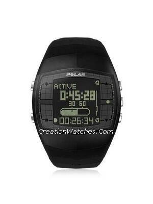 Polar Activity Computer Fitness Training  Watch FA20M FA20 Black