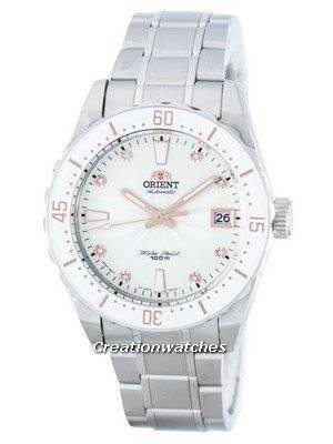 Orient Automatic Crystal Accent FAC0A002W0 Women's Watch