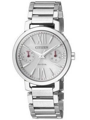 Citizen Eco-Drive FD1000-57A FD1000-57 Ladies Watch