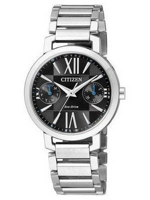 Citizen Eco-Drive FD1000-57E FD1000-57 Ladies Watch