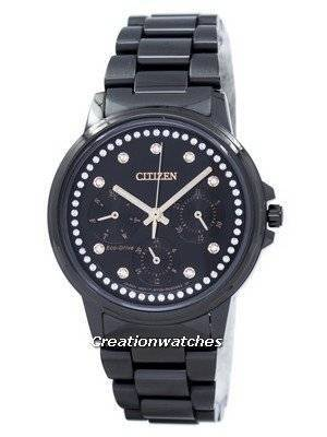 Citizen Eco-Drive Silhouette Crystal FD2047-58E Women's Watch