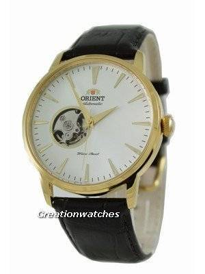 Orient Automatic Semi Skeleton FDB08003W Men's Watch