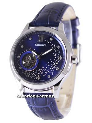 Orient Happy Stream Collection Open Heart FDB0A009D DB0A009D Women's Watch