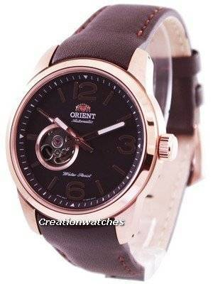 Orient Classic Open Heart Automatic FDB0C002T DB0C002T Men's Watch