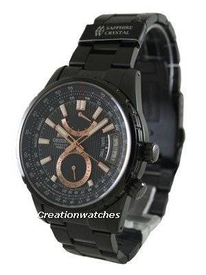 Orient Automatic Dual Time FDH01001B0 FDH01001B DH01001B Men's Watch
