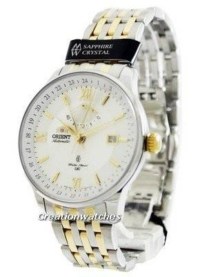 Orient Automatic GMT Constellation Collection FDJ02001W