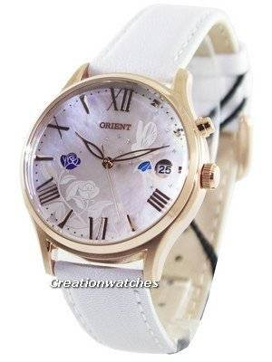 Orient Fairy Mechanical Happy Stream Collection FDM01004WL DM01004W Women's Watch