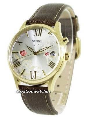 Orient Fairy Mechanical Happy Stream Collection FDM01005SL DM01005S Women's Watch