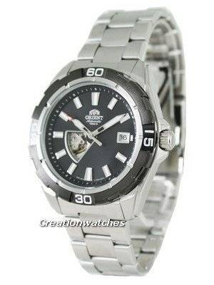 Orient Automatic Semi Skeleton FDW01001B0 Mens Watch