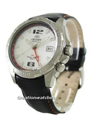 Orient Automatic GMT FE04002W0