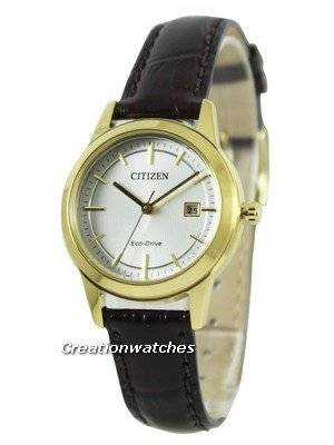 Citizen Eco-Drive Date Display FE1083-02A Women's Watch