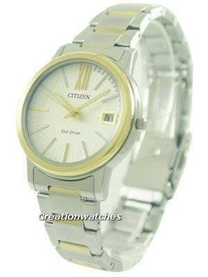Citizen Eco-Drive FE6014-59A Women's Watch