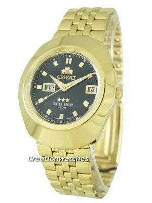 Orient 3 Stars EM70001B Mens Watch