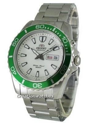 Orient Mako Automatic Diver EM75006W Mens Watch