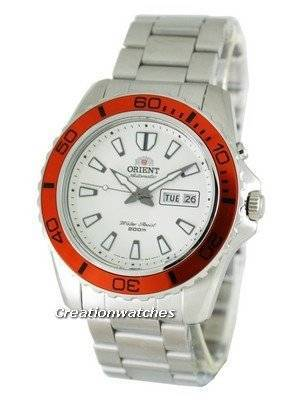 Orient Mako Automatic Diver EM75007W Mens Watch