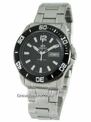 Orient Automatic Divers FEM76001B Men's Watch