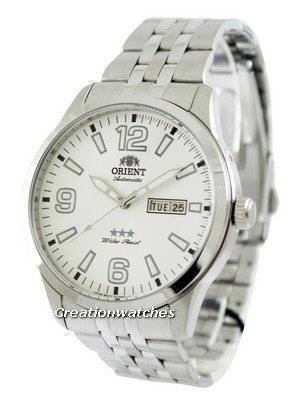 Orient Three Star Classic Automatic FEM7P009W Men's Watch