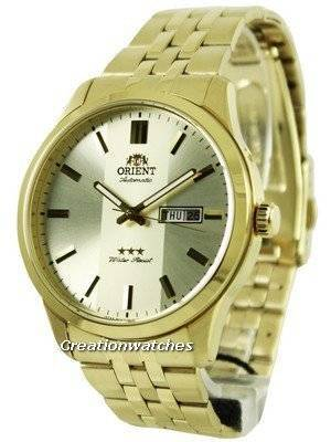 Orient Automatic Three Star FEM7P00AC Men's Watch
