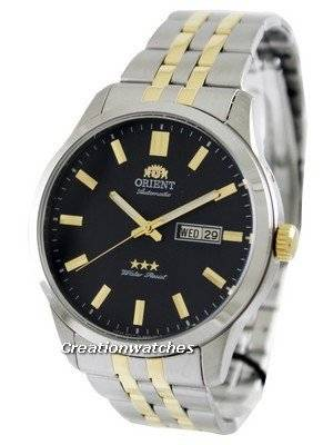 Orient Automatic Three Star FEM7P00CB Men's Watch