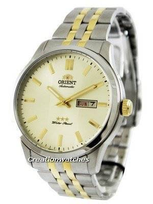 Orient Automatic Three Star FEM7P00CC Men's Watch