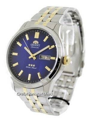Orient Automatic Three Star FEM7P00DD9 Men's Watch