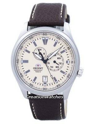 Orient Sport Defender Multi Eye Function Automatic FET0N003Y0 Men's Watch