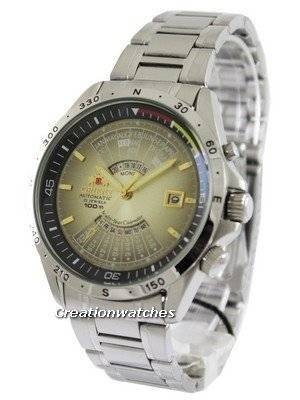 Orient Automatic 21 Jewels Multiyear Calendar FEU03002U