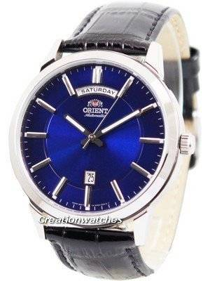 Orient Classic Automatic Blue Dial FEV0U003D Men's Watch