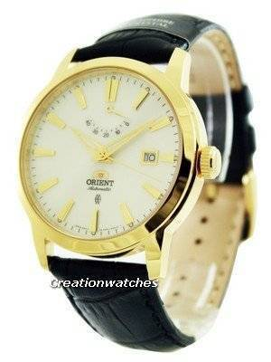 Orient Automatic Curator Power Reserve FFD0J002W Men's Watch