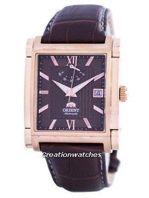 Orient Classic Automatic Power Reserve FFDAH001T0 FDAH001T Men's Watch