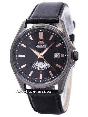 Orient Automatic AM/PM Indicator FFN02001B Men's Watch