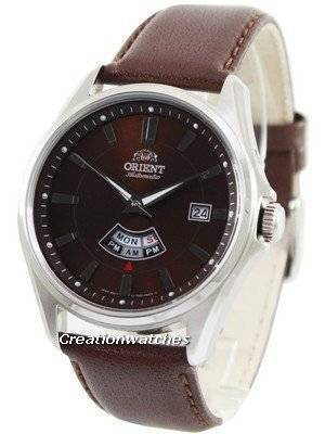 Orient Classic Automatic AM/PM Indicator FFN02006T FN02006T Men's Watch