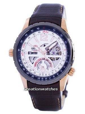 Orient Rally Automatic Semi Skeleton FFT00009W0 Men's Watch