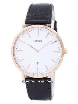 Orient Slim Collection Minimalist Quartz FGW05002W Men's Watch