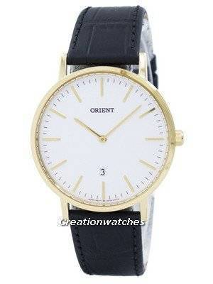 Orient Quartz FGW05003W Men's Watch