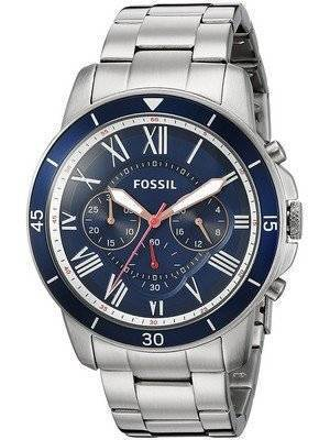 Fossil Grant Sport Chronograph Quartz FS5238 Men's Watch