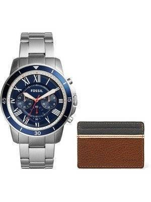Fossil Grant Sport Chronograph Quartz FS5336SET Men's Watch