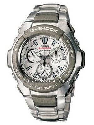 Casio G-Shock Analog Chronograph Men's Watch G-1000D-7ADR
