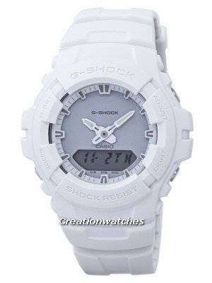 Casio G-Shock Dual Time Shock Resistant Analog Digital G-100CU-7A G100CU-7A Men's Watch
