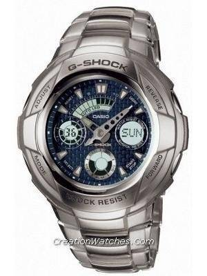 Casio G-Shock World Time Analog Digital 200m G-1800D-2ADR G1800D -