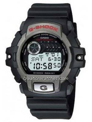 Casio G Shock e-Databank Classic Resin Watch Black G-2210-1VMDS G22