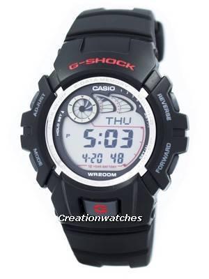 Casio G-Shock e-DATA MEMORY G-2900F-1VDR Men's Watch
