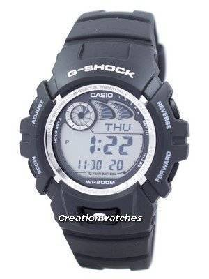 Casio G-Shock e-DATA MEMORY Shock Resistant Digital G-2900F-8V Men's Watch