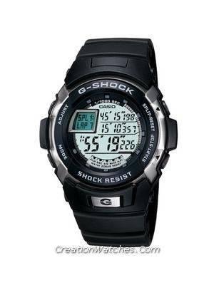 Casio G-Shock 1/1000 sec. G7700-1V G-7700-1V G-7700-1 G7700