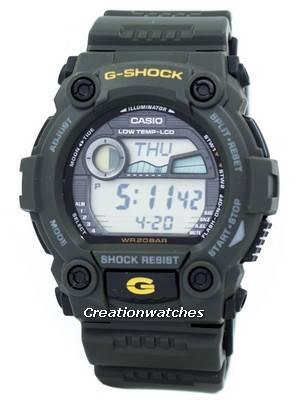 Casio G-Shock G-7900-3D G7900-3D Men's Watch