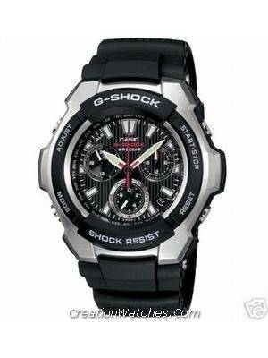 Casio G-Shock GShock Chronograph World Time G1000-1ADR G1000