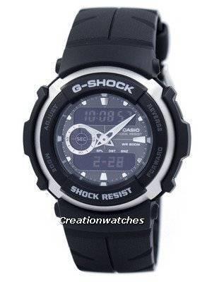 Casio G-Shock Analog-Digital G-300-3AV G300-3AV Men's Watch