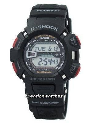 Casio G-Shock Professional Digital G-9000-1V G9000-1V Men's Watch