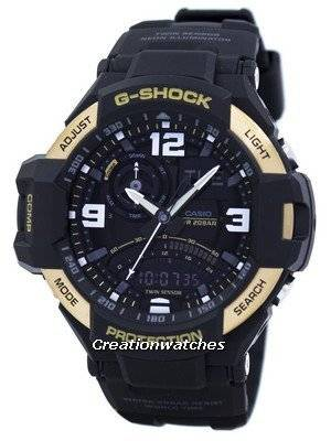 Casio G-Shock Gavitymaster Neon Illuminator Analog-Digital GA-1000-9G Men's Watch