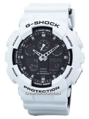 Casio G-Shock Special Color Model Analog-Digital GA-100L-7A GA100L-7A Men's Watch